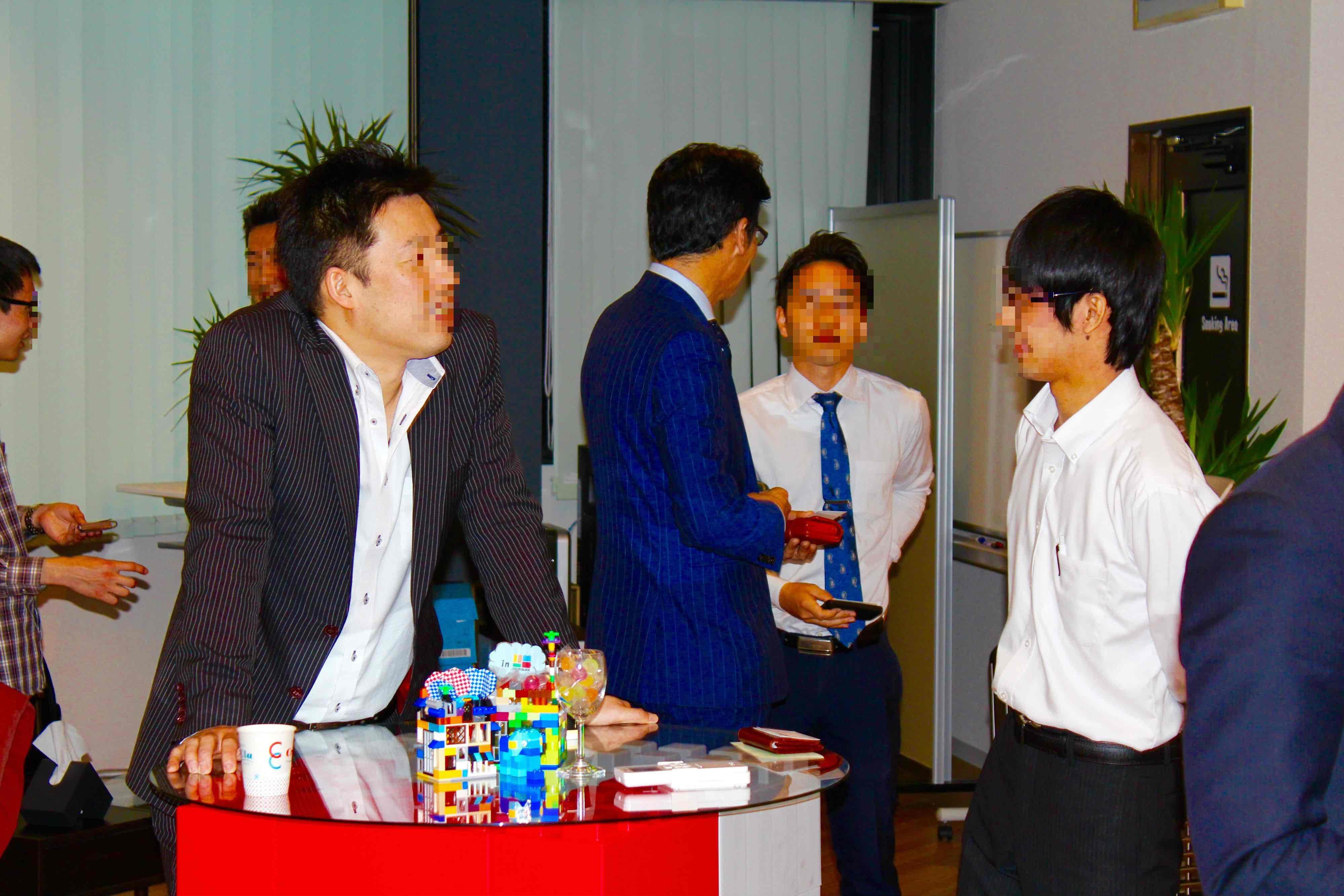 第45回名古屋異業種交流会、名刺交換会イベントレポートその3