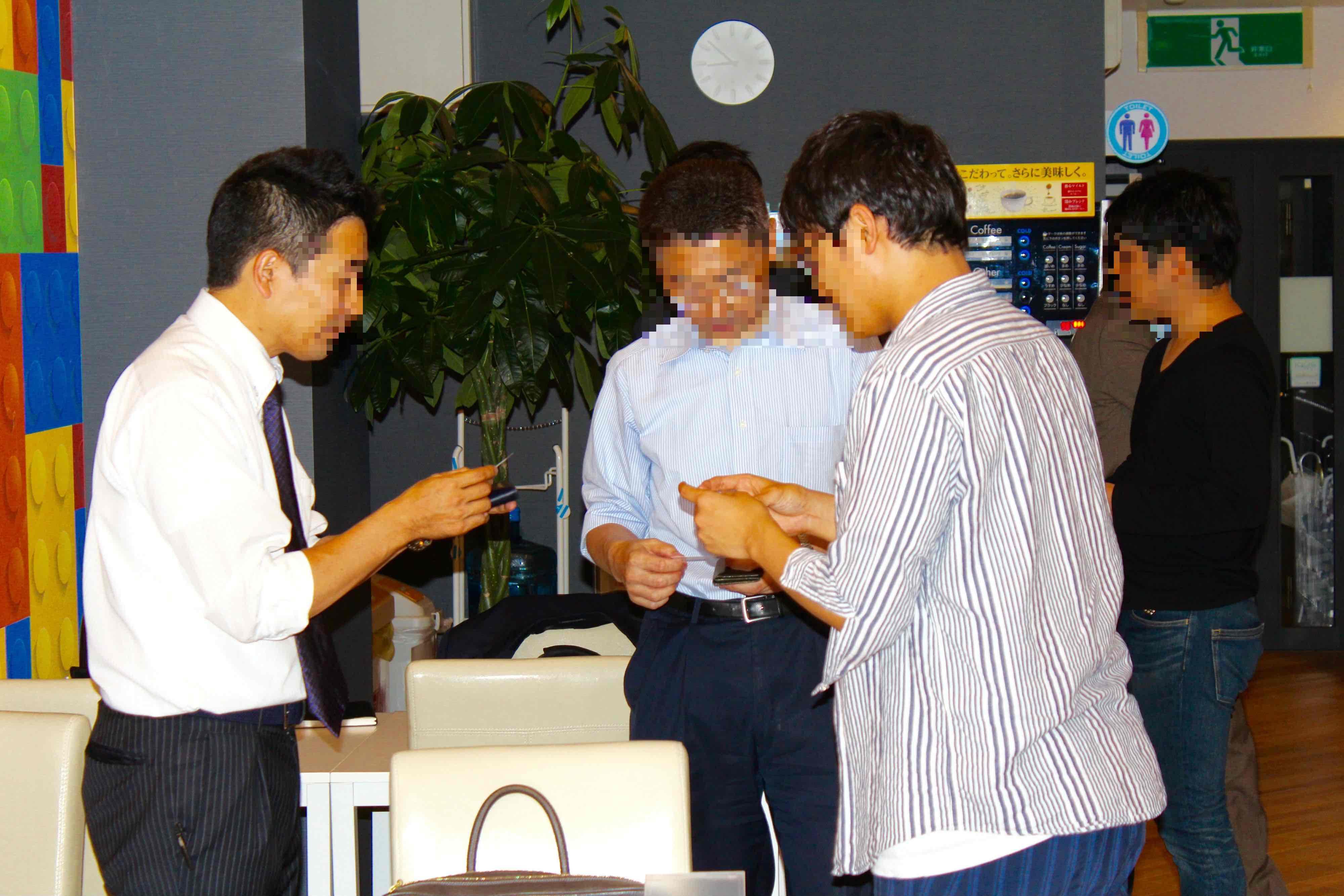 第45回名古屋異業種交流会、名刺交換会イベントレポート