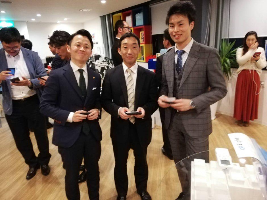 名古屋の異業種交流会チーキーの会の様子1