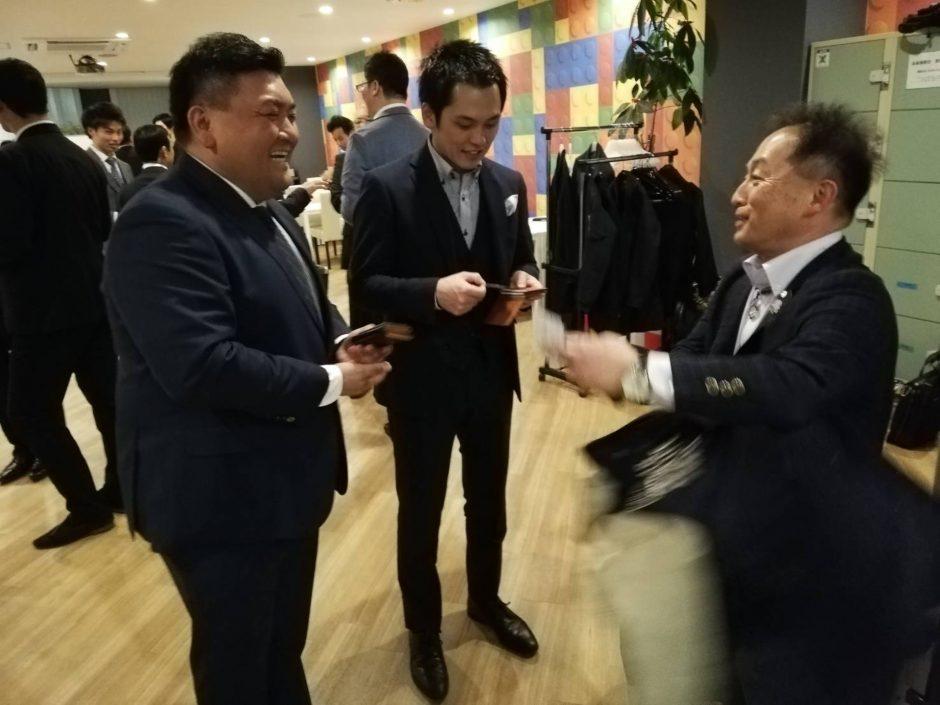 名古屋の異業種交流会チーキーの会の様子2