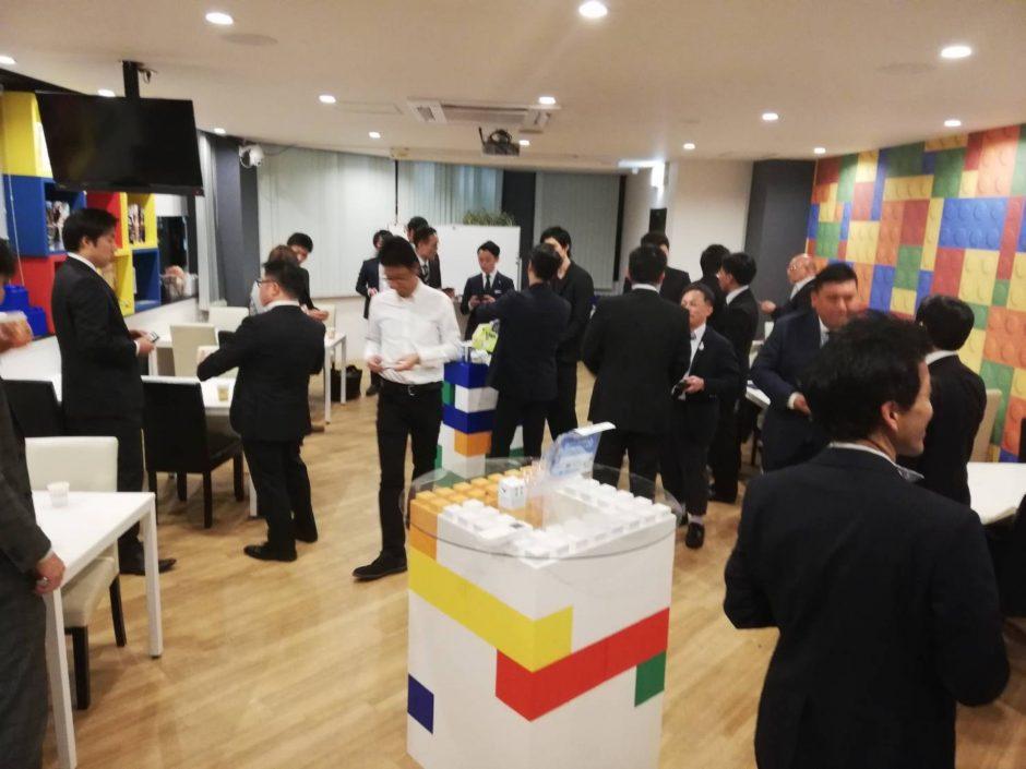 名古屋の異業種交流会チーキーの会の様子3